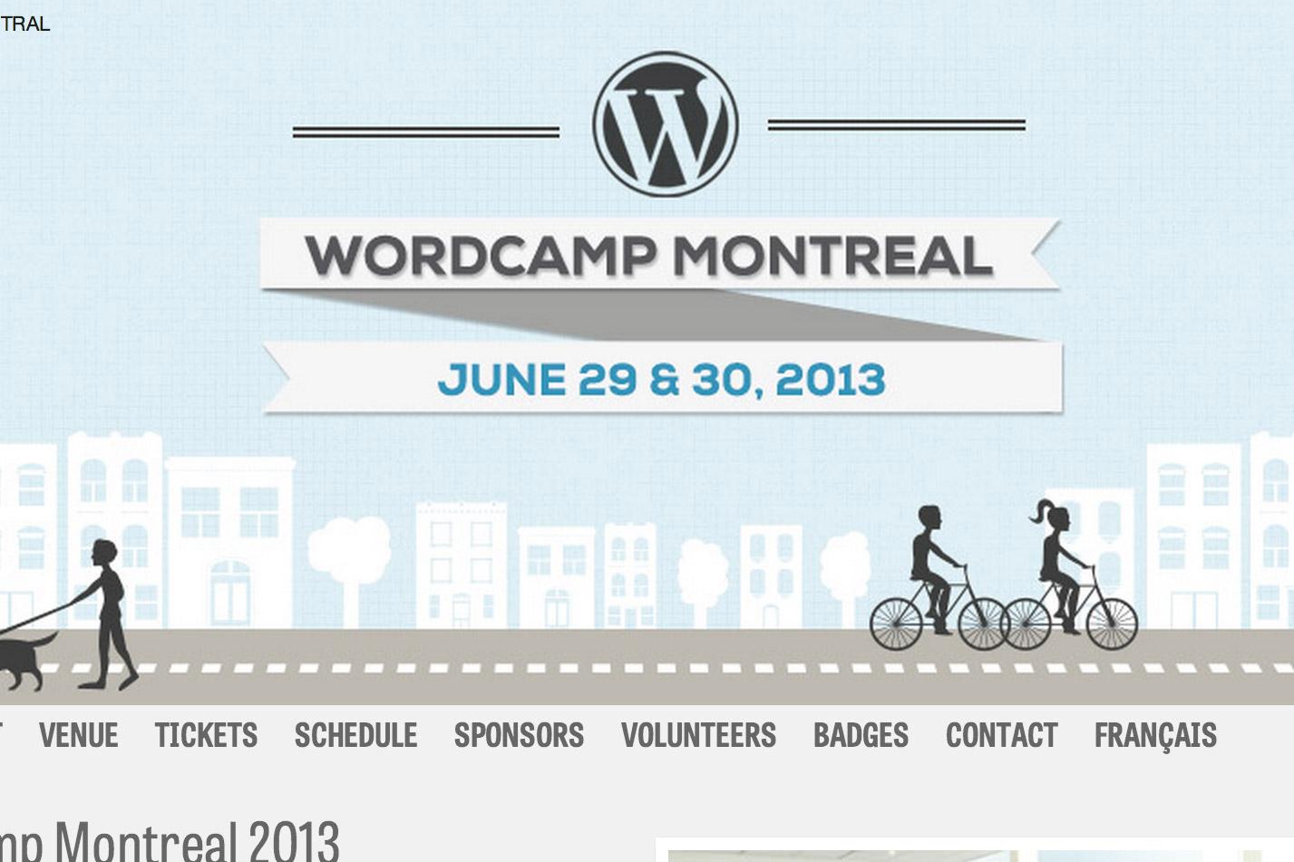WordCamp 2013 header